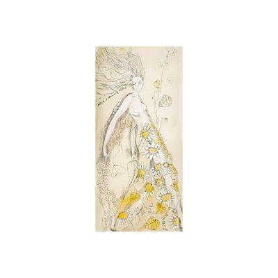 Gėlių mergaitė ir ramunių lietus