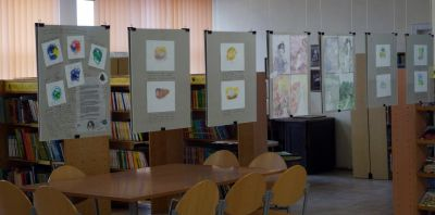 Parodos eksponavimas Panevėžyje