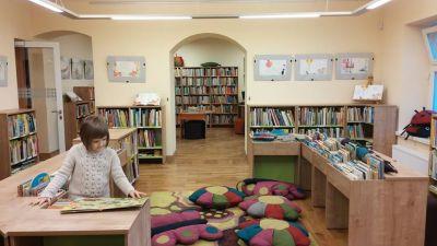 Paroda A. Mickevičiaus bibliotekoje
