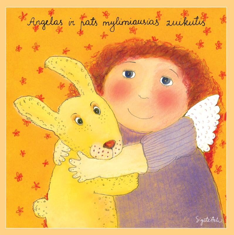 Angelas ir pats mylimiausias zuikutis