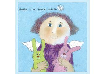 Angelas ir du šelmiški zuikučiai