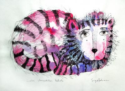 Labai charizmatiškas katinėlis