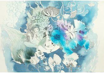 Mėlyna