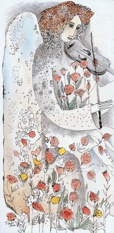 Gėlių mergaitės